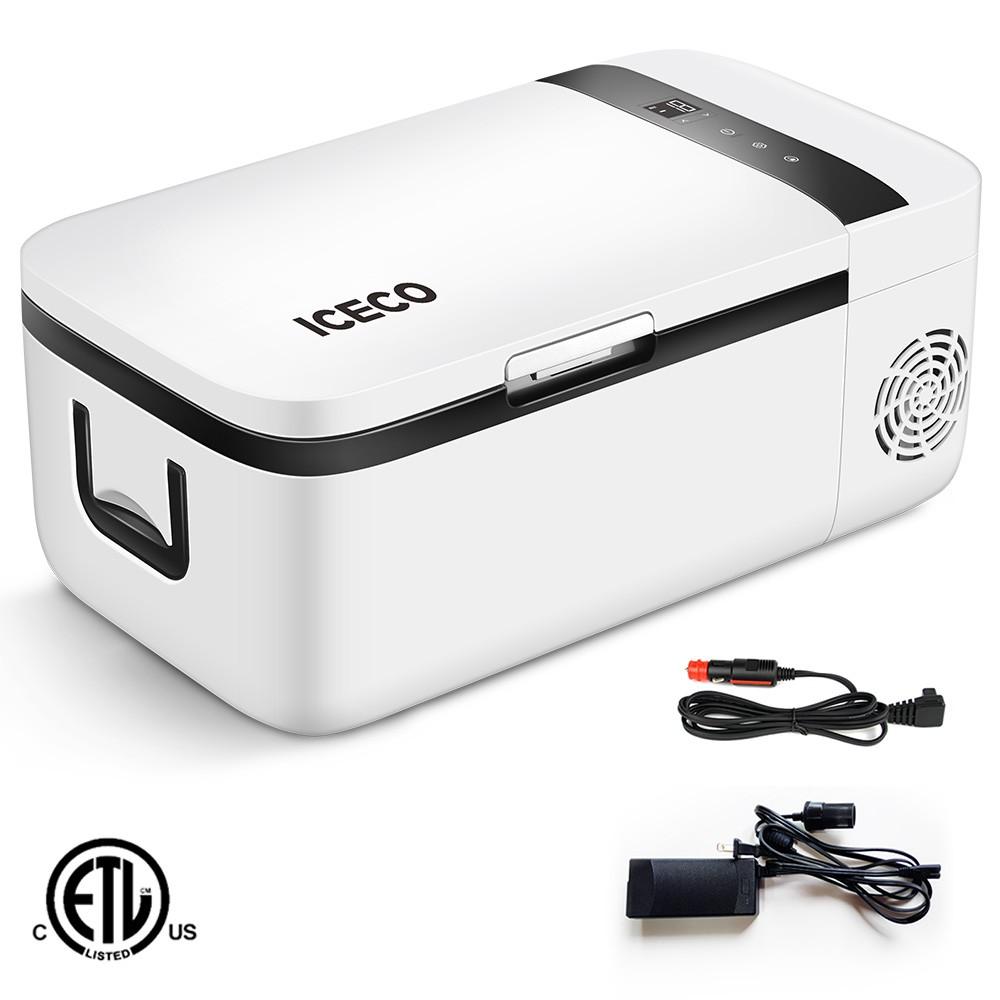 YCD12G-APP(白+黑),BD1.4F-VSD/101N2000,80W适配器/适配器美式交流线/2.54米直流线/干燥剂,袋子带警示语/设置华氏温度,(美国亚马逊,ICECO)门体丝印