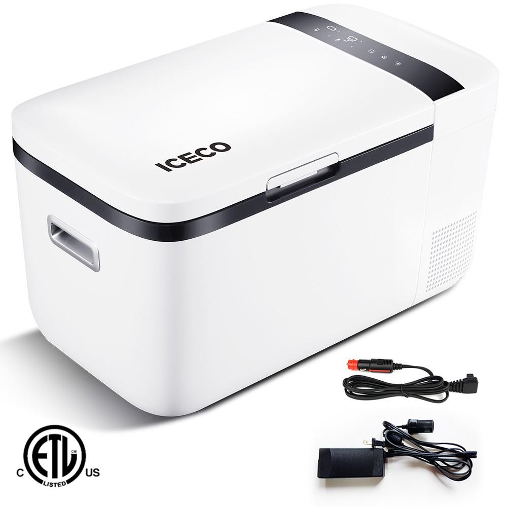 YCD20B-APP(白+黑),BD1.4F-VSD/101N2000,80W适配器/适配器美式交流线/2.54米直流线/干燥剂,袋子带警示语/设置华氏温度,(美国亚马逊,ICECO)门体丝印