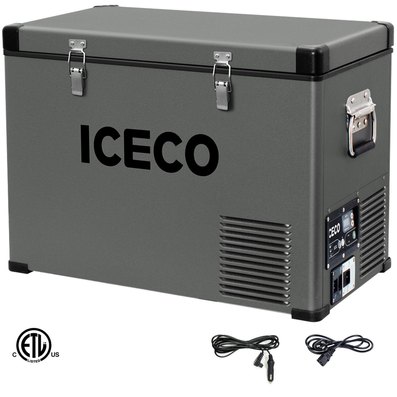 YCD45(AC+DC),BD35F/101N0510,12/24V白光灯板,带美式交流线/2.54米直流线/干燥剂,袋子带警示语/设置华氏温度,(美国亚马逊,ICECO)箱体丝印